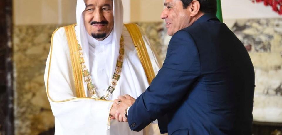 Da li je al-Sisi prodao Egipat Saudijcima?
