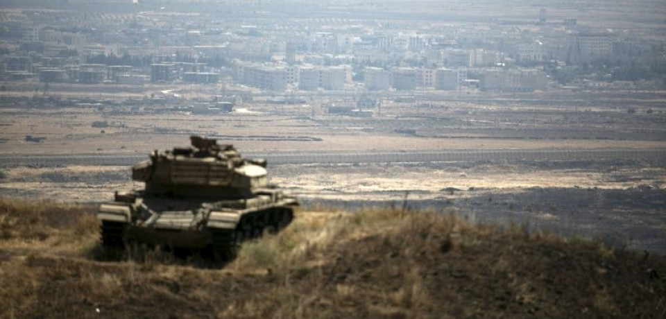 Izrael na Golanu koristi urušavanje Sirije