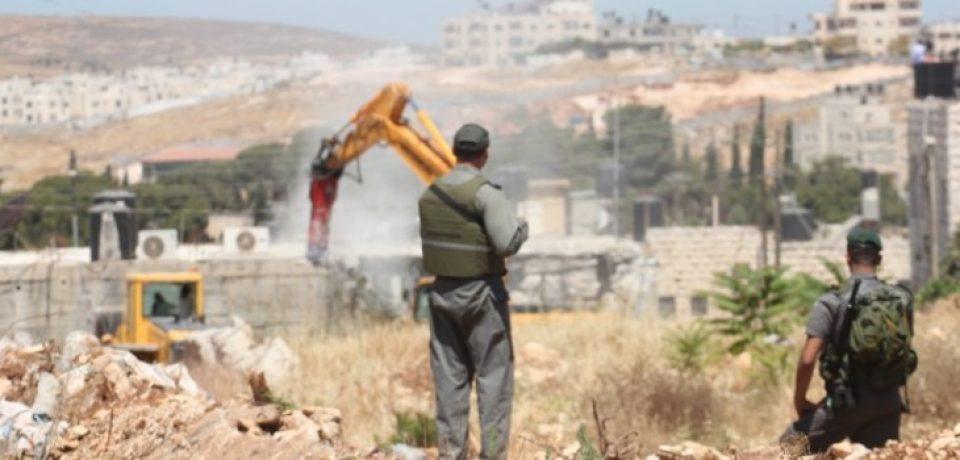 EU upozorila Izrael zbog rušenja objekata koje je ona finansirala