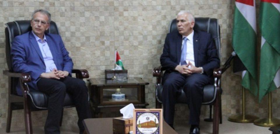 Grčka uskoro priznaje Palestinu