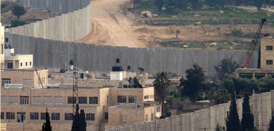 Izrael gradi novih 42 kilometara zida