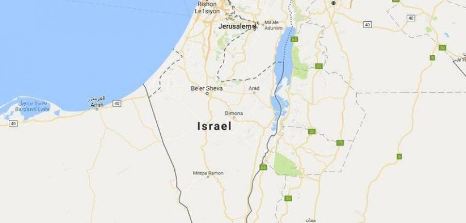 Google izbrisao Palestinu s mape, pokrenuta akcija za vraćanje imena