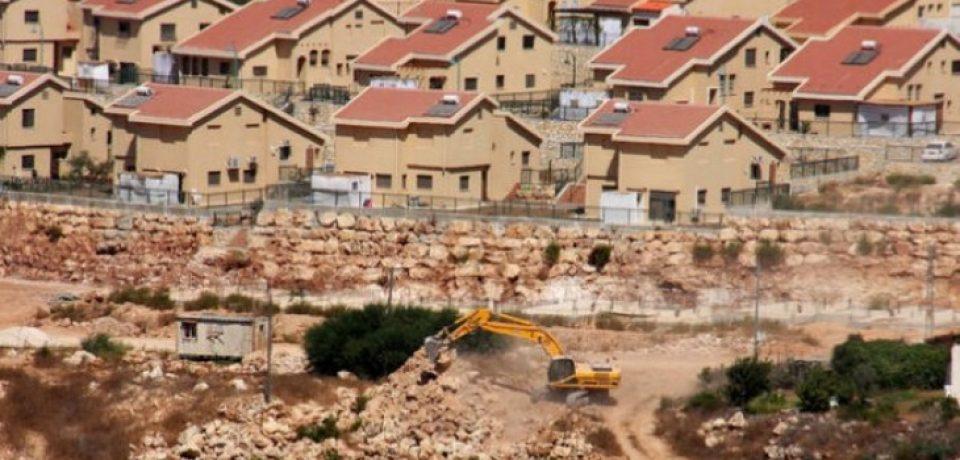 EU ponovo pozvala Izrael da obustavi izgradnju ilegalnih naselja na Zapadnoj obali