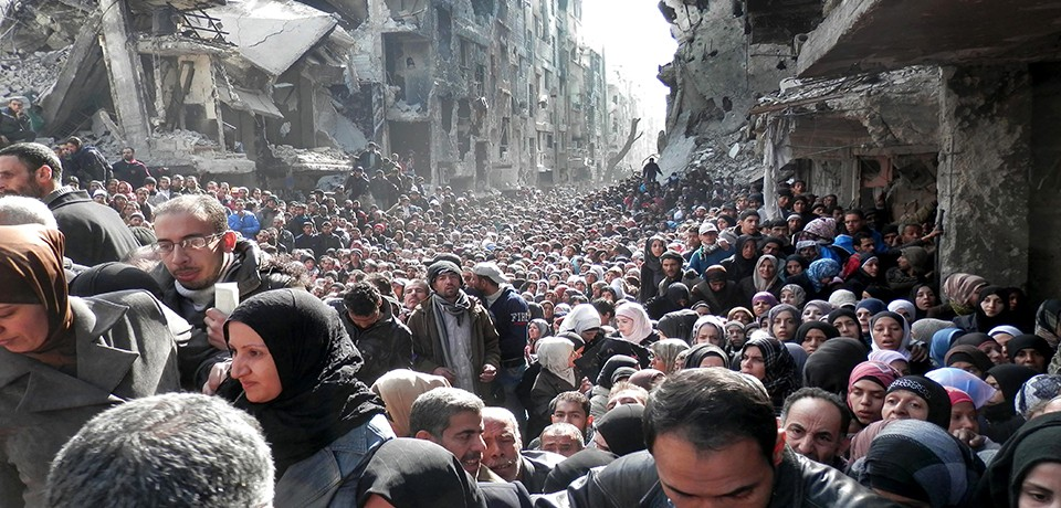 After Displacing More than One-Third of Palestinians of Syria, What is Next?
