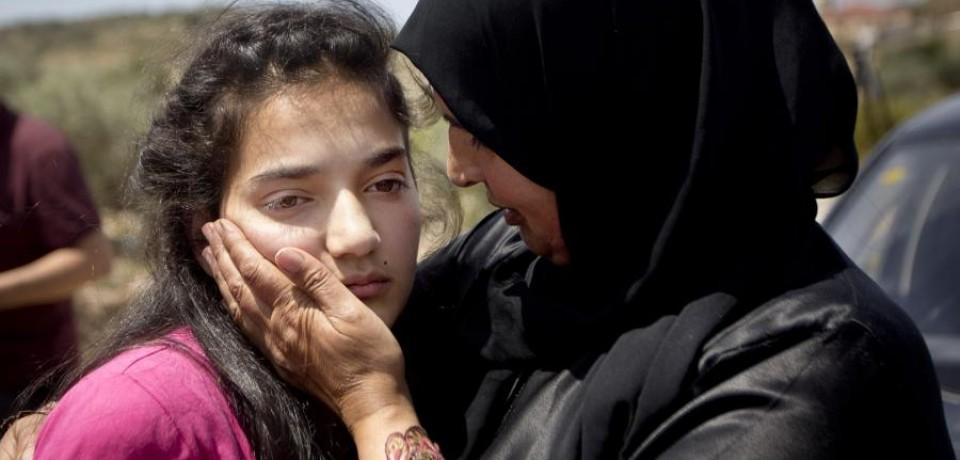 Palestinska djevojčica puštena iz izraelskog zatvora