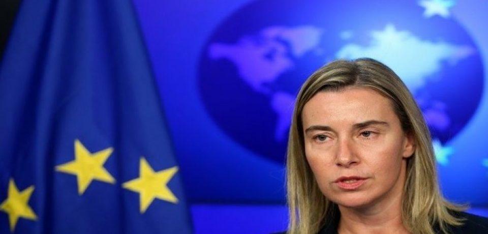 Mogherini: Ili povratak pregovorima ili ponovni sukobi između Palestinaca i Izraelaca