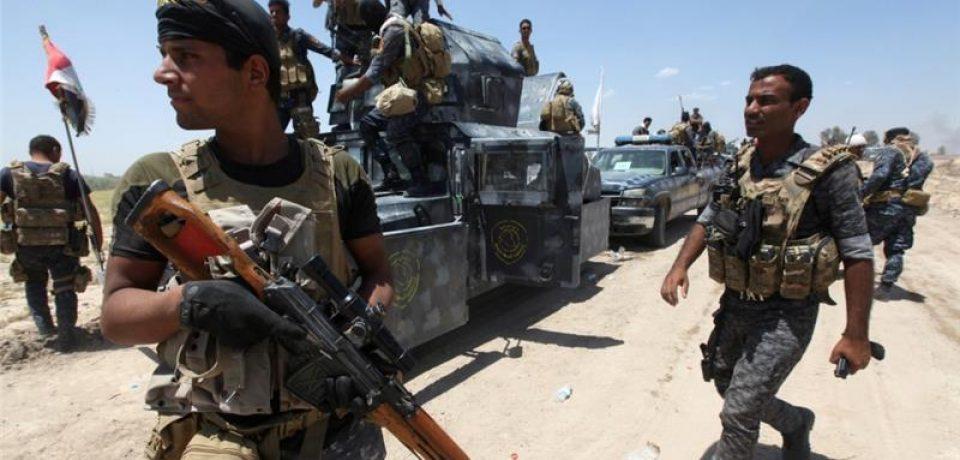 ISIL pruža žestok otpor kod Falluje