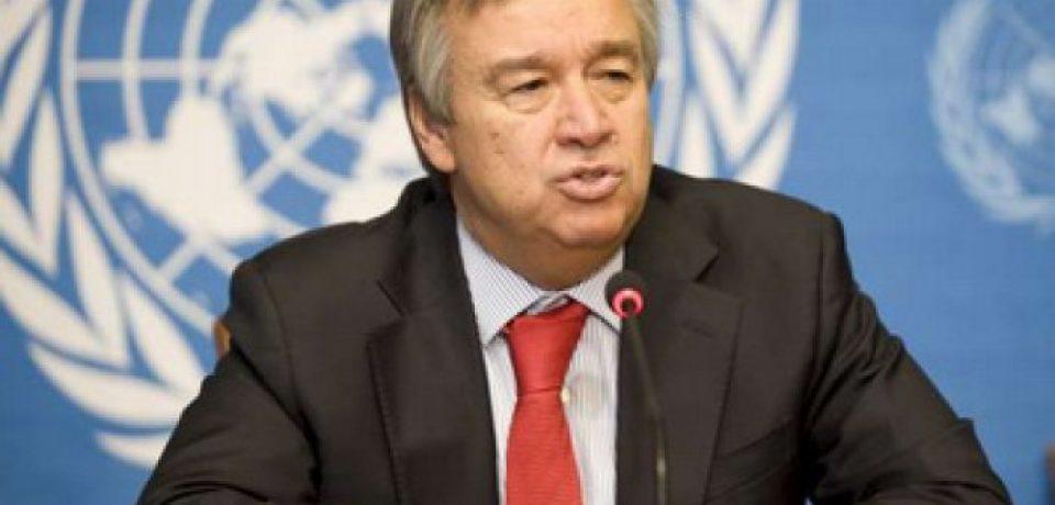 Antonio Guterres vodi u izboru za generalnog sekretara UN-a