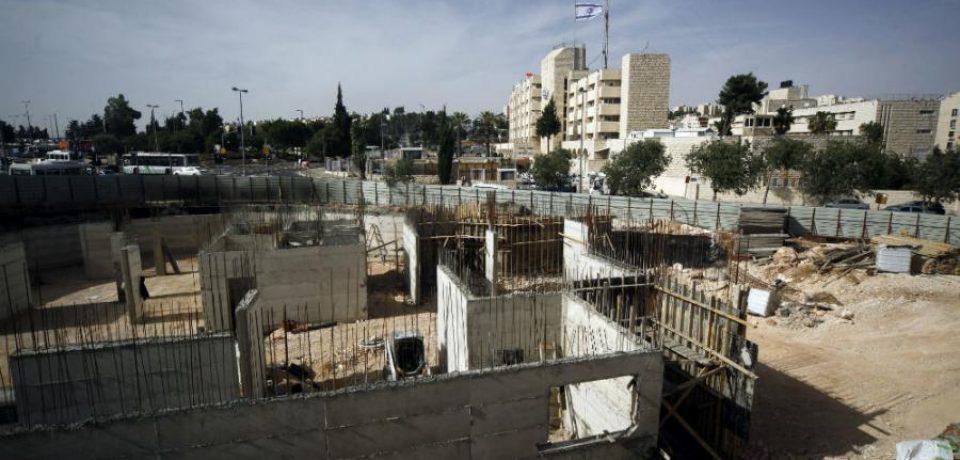 Izrael gradi ilegalna naselja u Jerusalemu