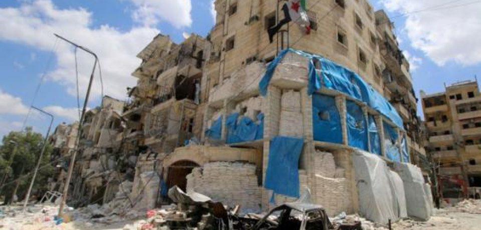 Ljekari iz Halepa Obami: Zaustavite bombe