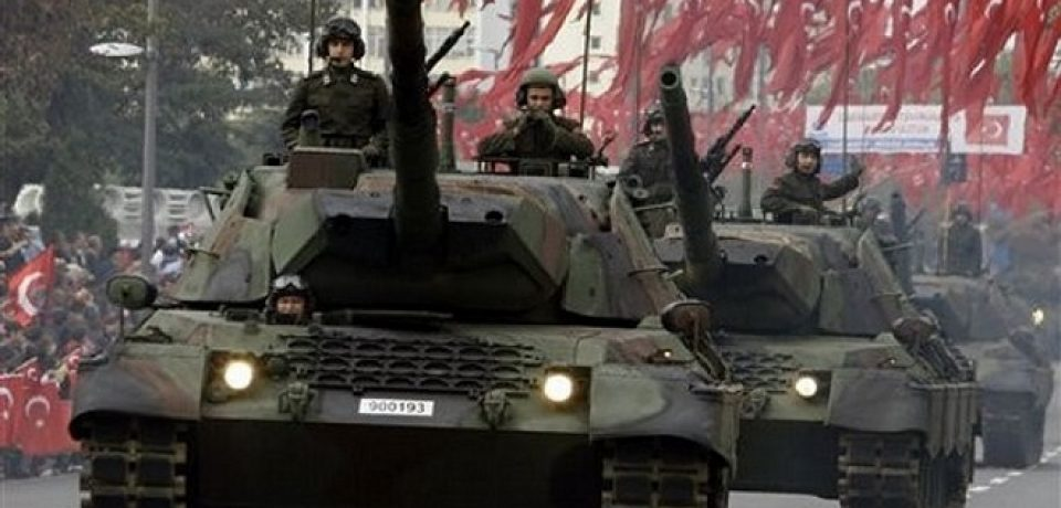 Reforme dovode tursku vojsku na razmeđe